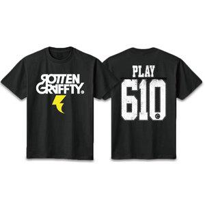 【3/24再販開始】610倶楽部限定デザインイナズマロゴTシャツ